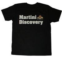 Martini DiscoveryツアーオリジナルTシャツ Lサイズ